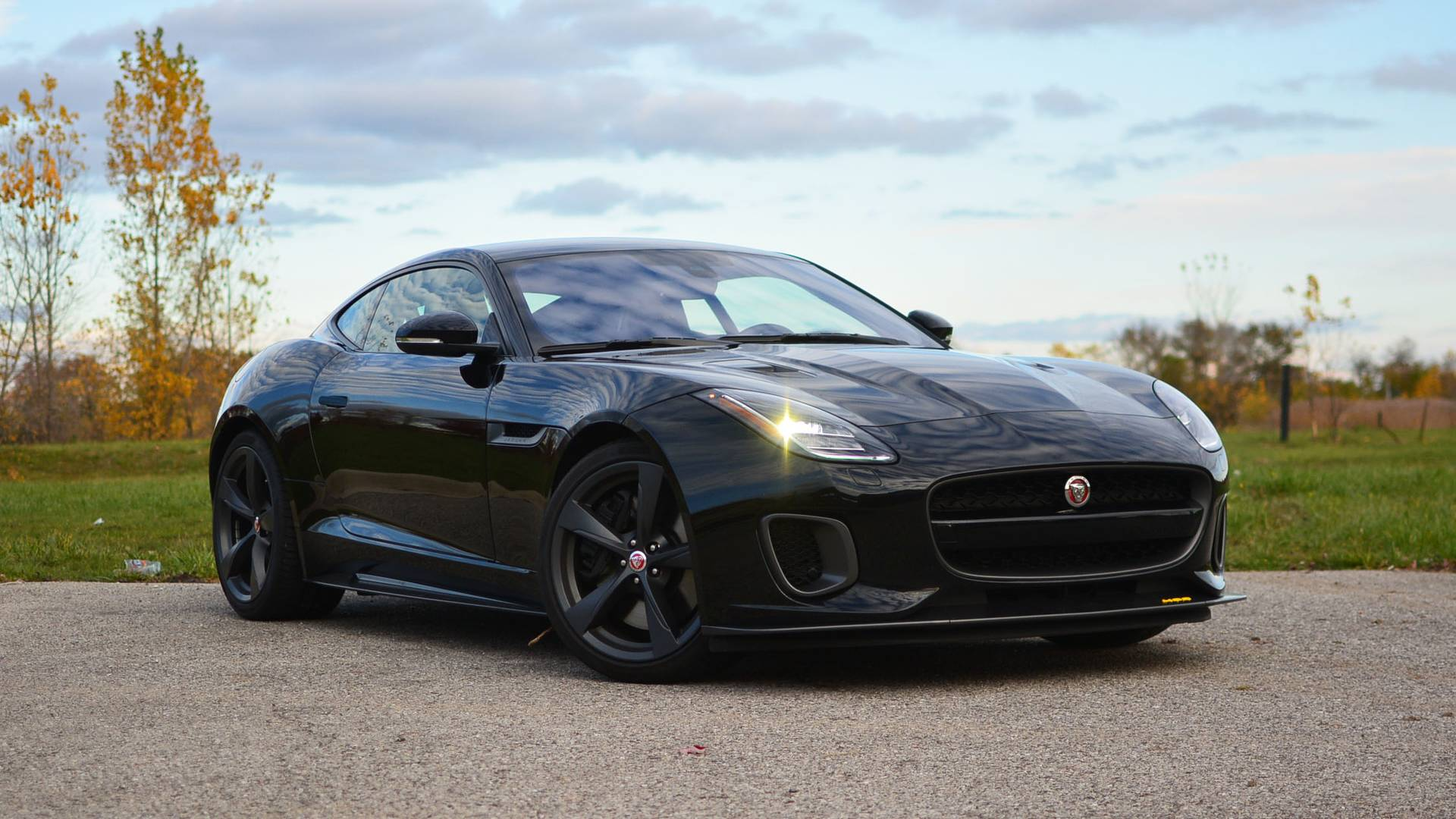2018 jaguar f type 400 sport review more of a great thing 2018 jaguar f type 400 sport review