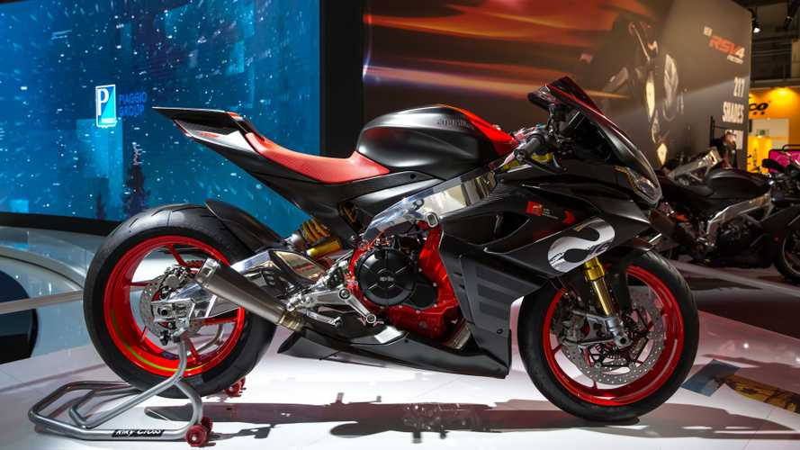 The Aprilia RS660 Concept Hints At Entry Into Midsize Market