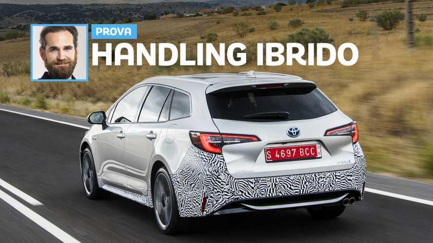 Toyota Corolla Touring Sports, l'ibrido cambia registro