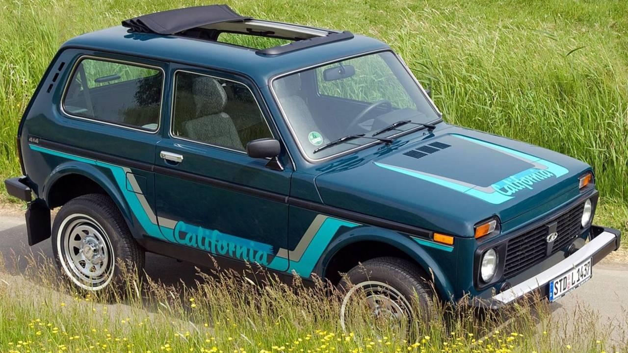 Lada 4x4 California