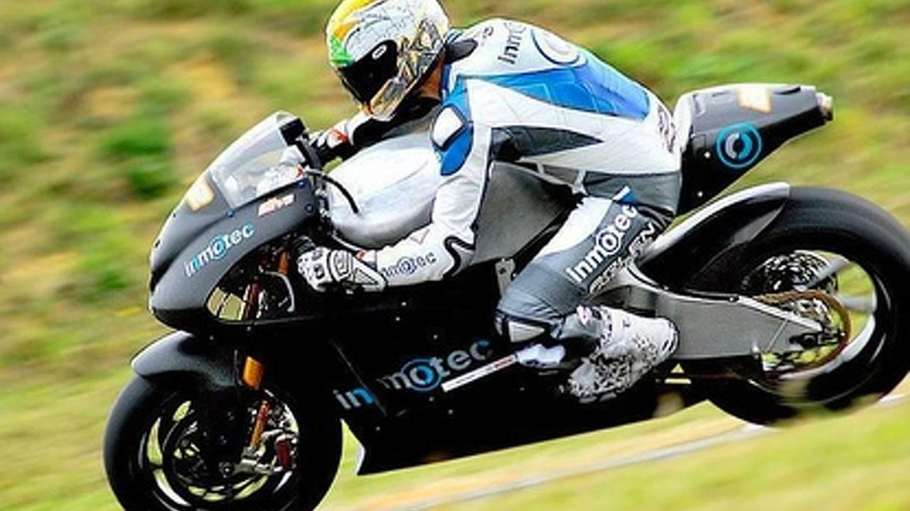 INMOTEC GPI 10 ready for MotoGP