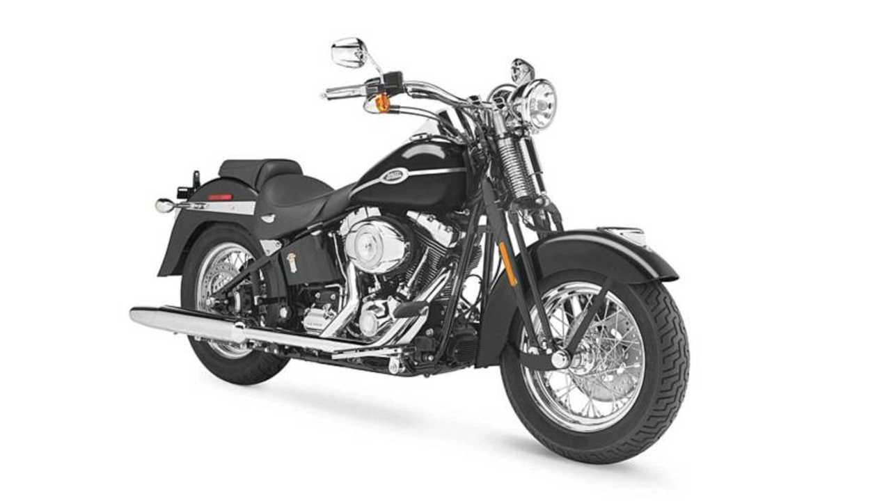 Harley-Davidson FL Springer