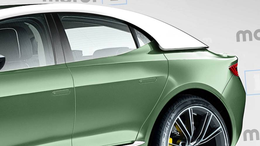 Aston Martin DBX rendering