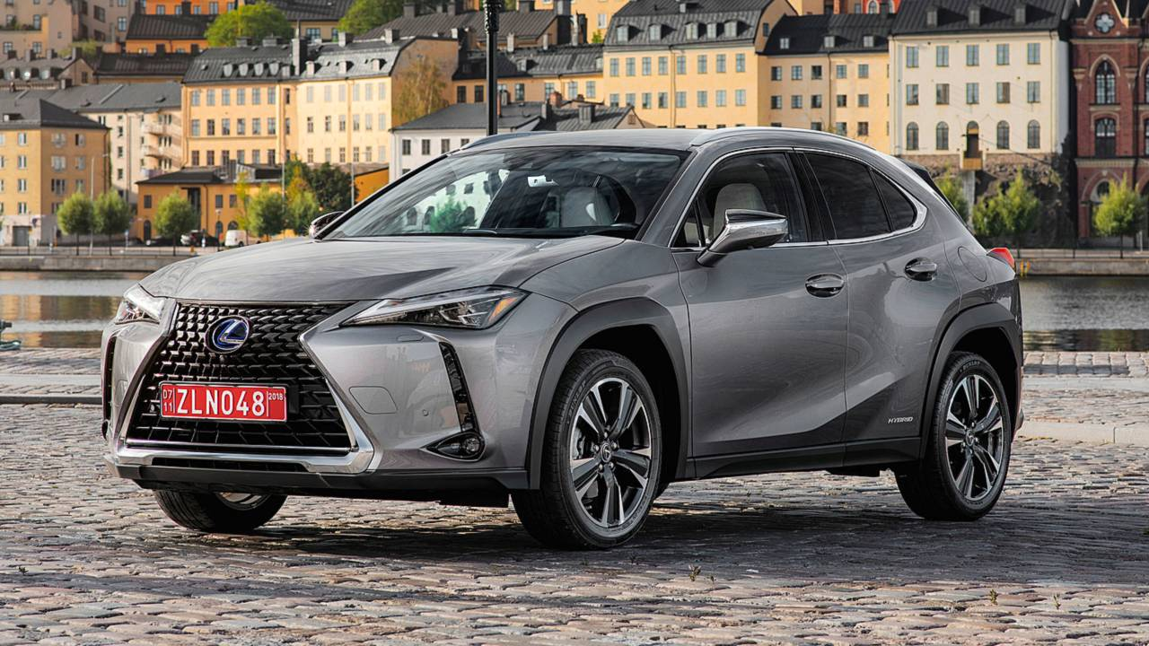 2019 Lexus UX250h F-Sport