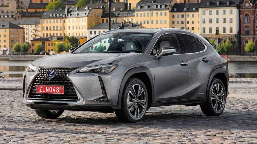2019 Lexus UX250h: от CT к NX