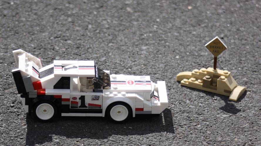 Audi Sport Quattro Needs Your Support To Be Immortalized In Lego