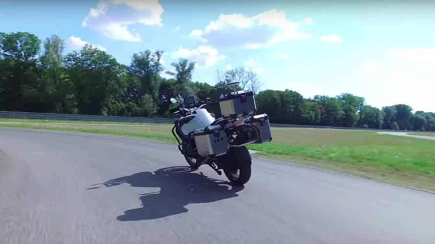 BMW Has A Self-Riding R 1200 GS And It's As Weird As You Think