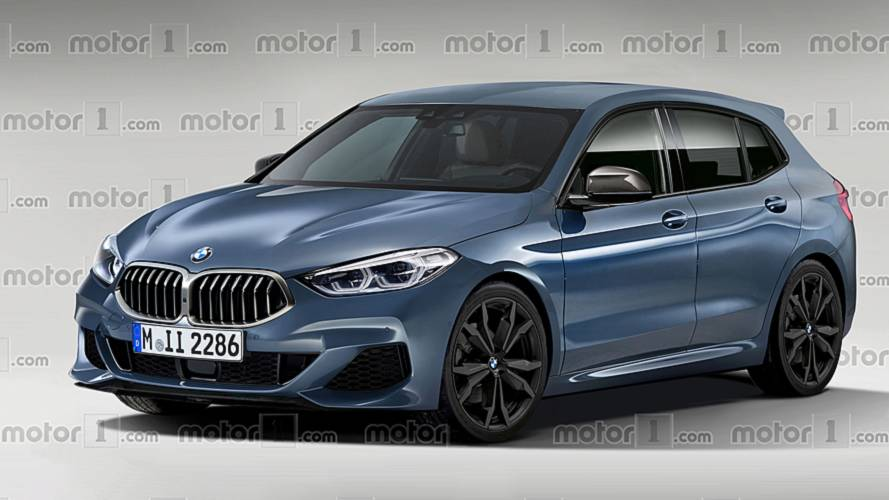 This Is What The 2019 Bmw 1 Series Could Look Like