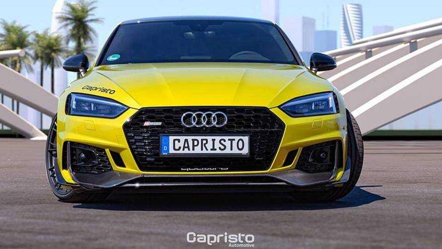 Audi RS 5 Coupé par Capristo