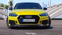 Audi RS 5 Coupé par Capristo