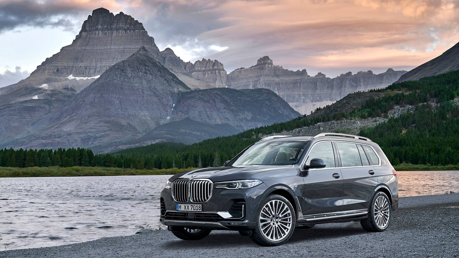 2020 BMW X7 And X7M Price >> Most Expensive 2019 Bmw X7 Costs 122 425