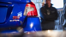Subaru STI Type RA