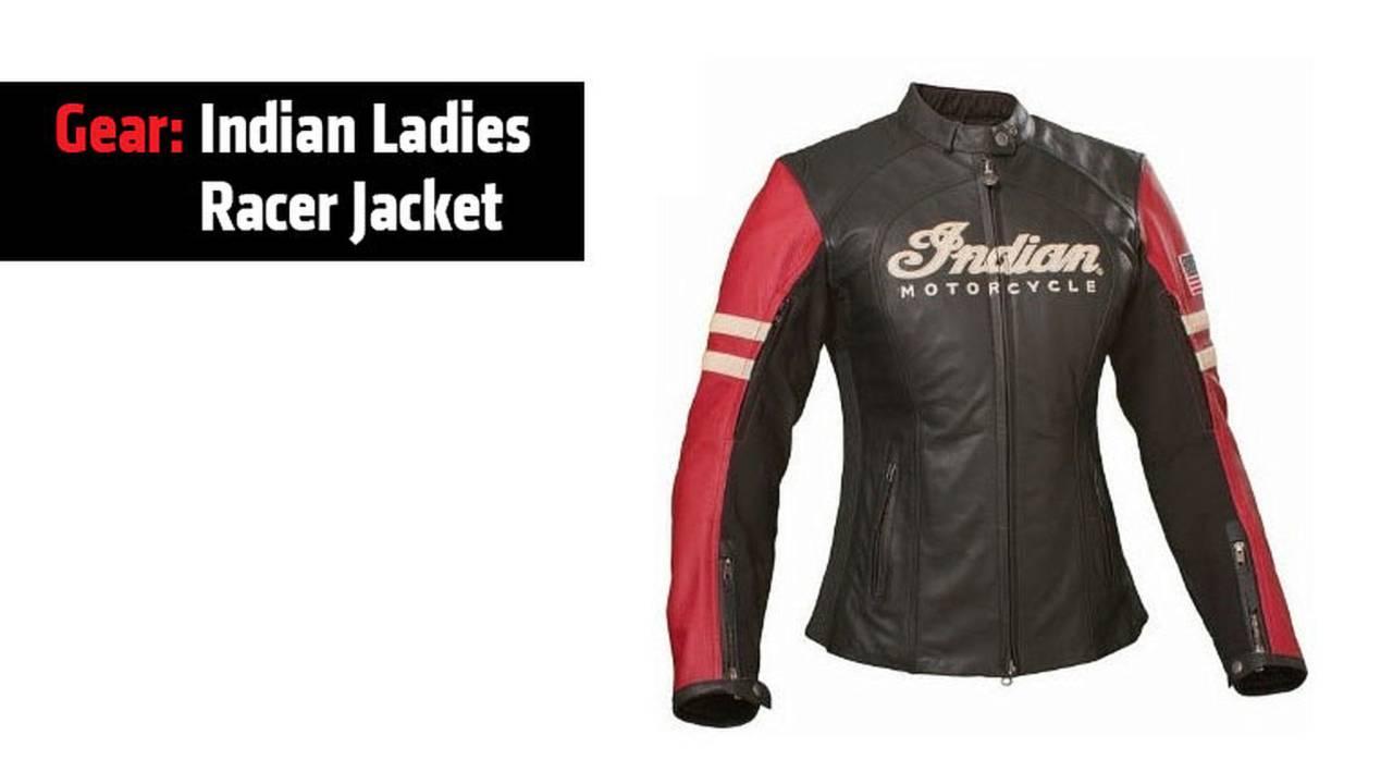 Gear: Indian Ladies Racer Jacket