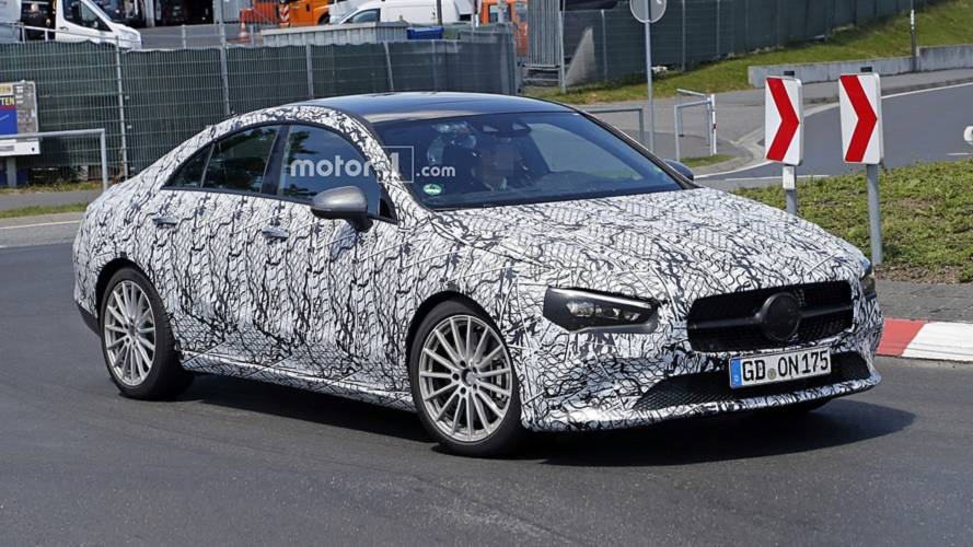 See Mercedes CLA Prototypes Get Tortured In Intense 'Ring Test