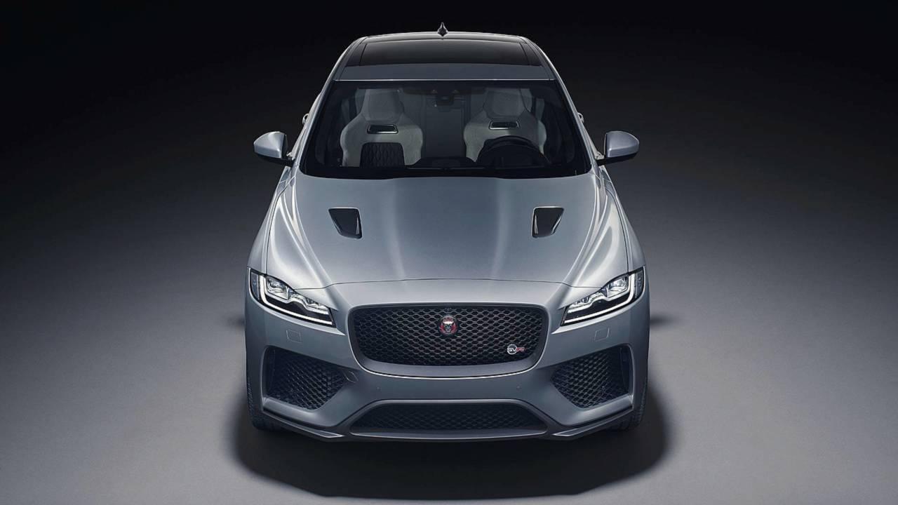 2021 Jaguar J-Pace