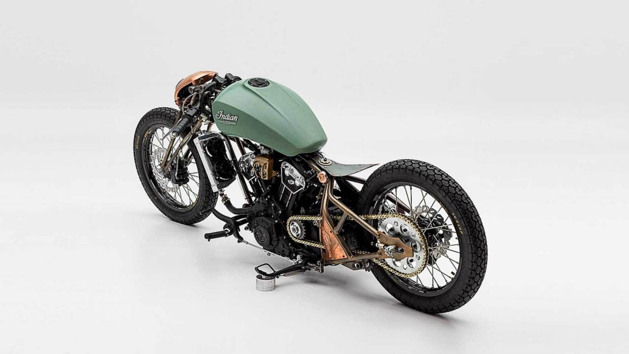 Indian Unveils Final Builds from