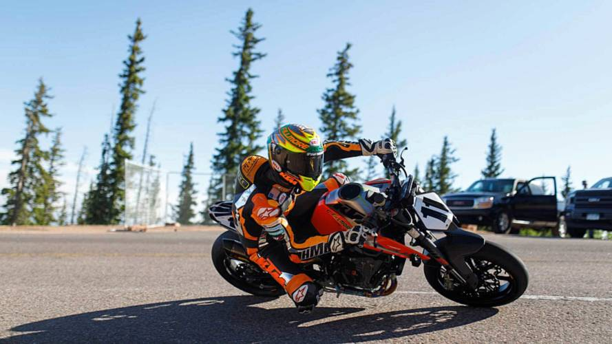 The 2018 KTM Duke 790 Gets Fancy MotoGP Tech