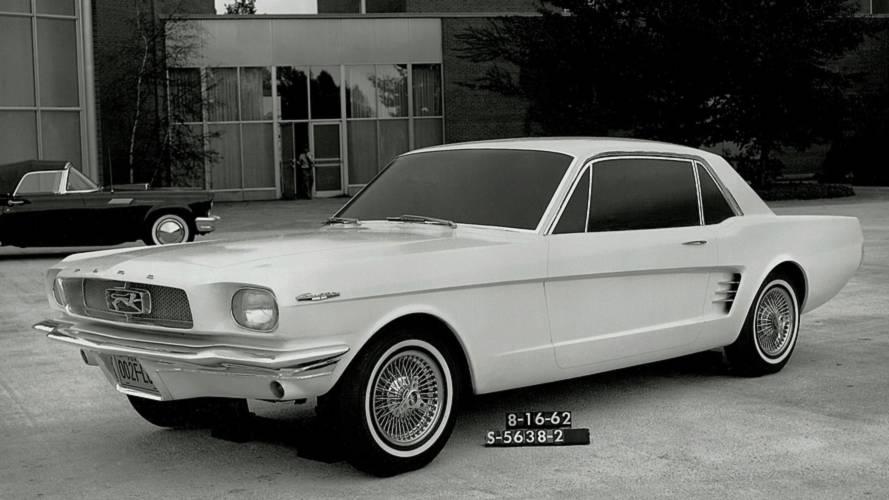 Ford Mustang Konseptleri