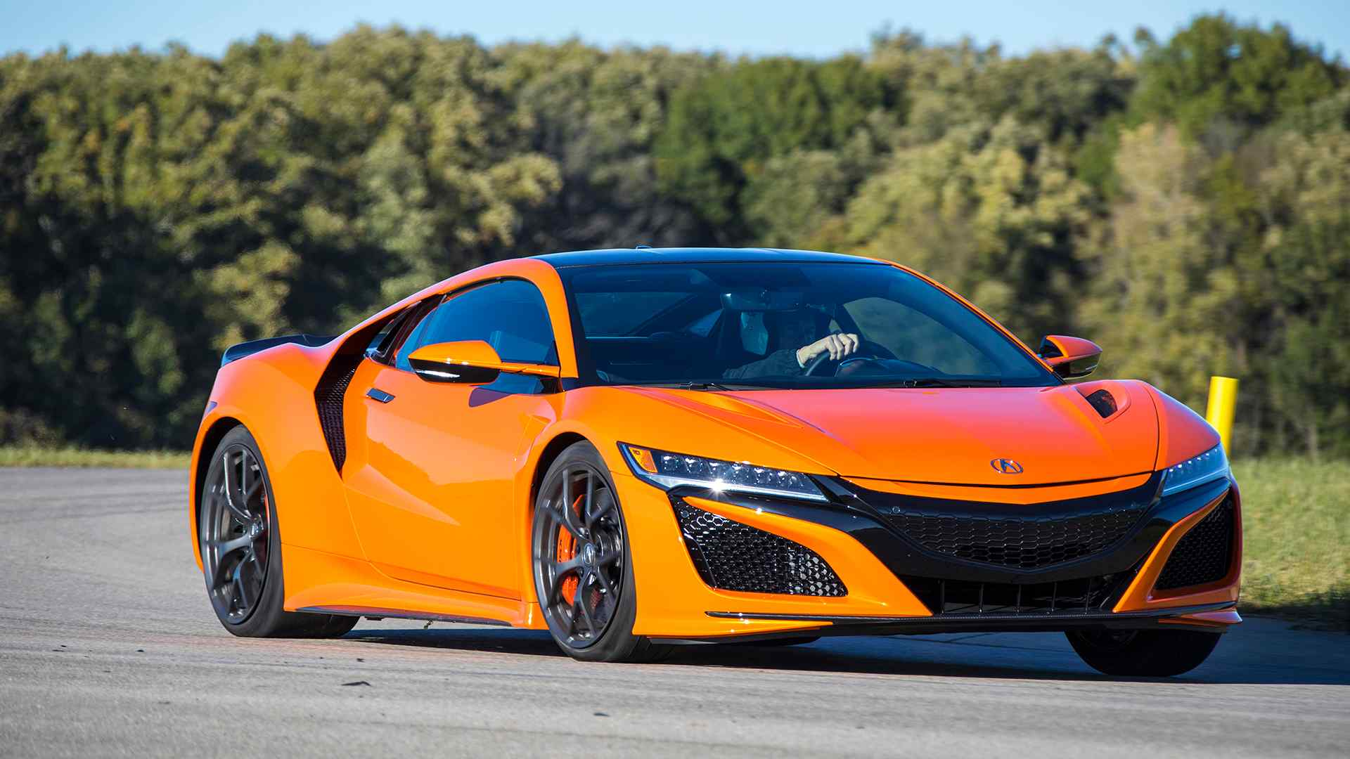 2019 Acura Nsx First Drive One Foot Out Of The Shadows