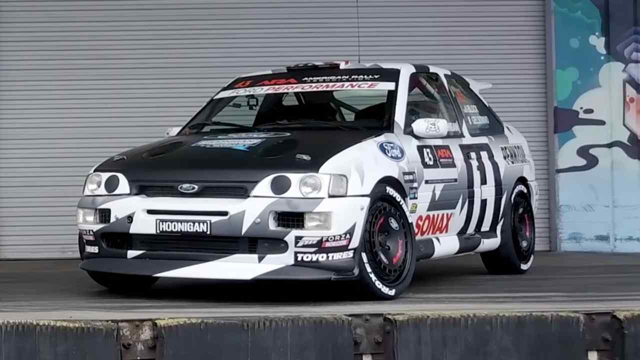 Ford Escort RS Cosworth 1991