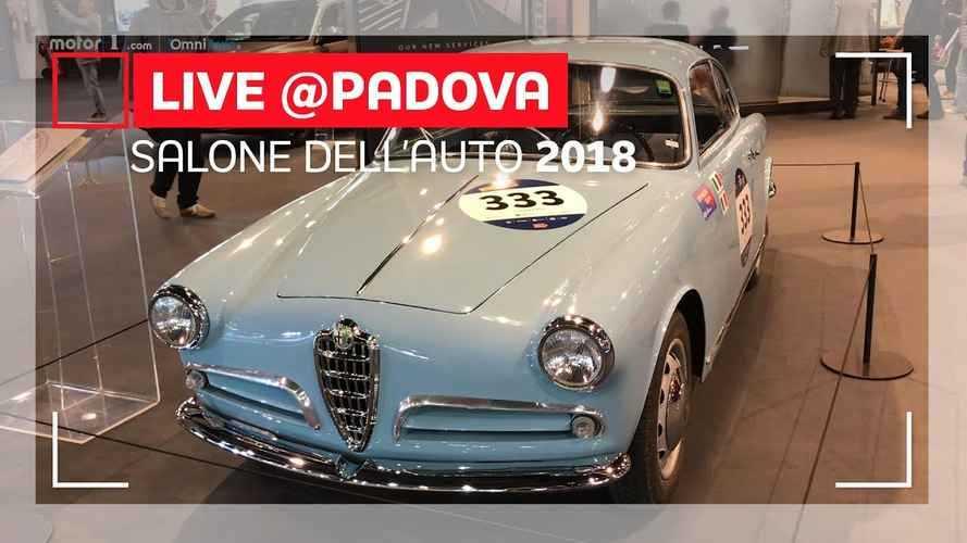 Alfa Romeo, Fiat e Lancia, i gioielli FCA ad Auto e Moto d'Epoca