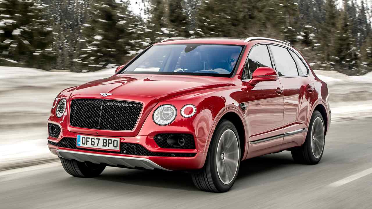 Bentley Bentayga (5,14 Meter)