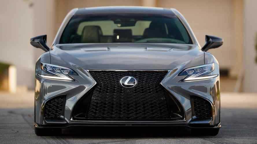 Lexus al SEMA 2018