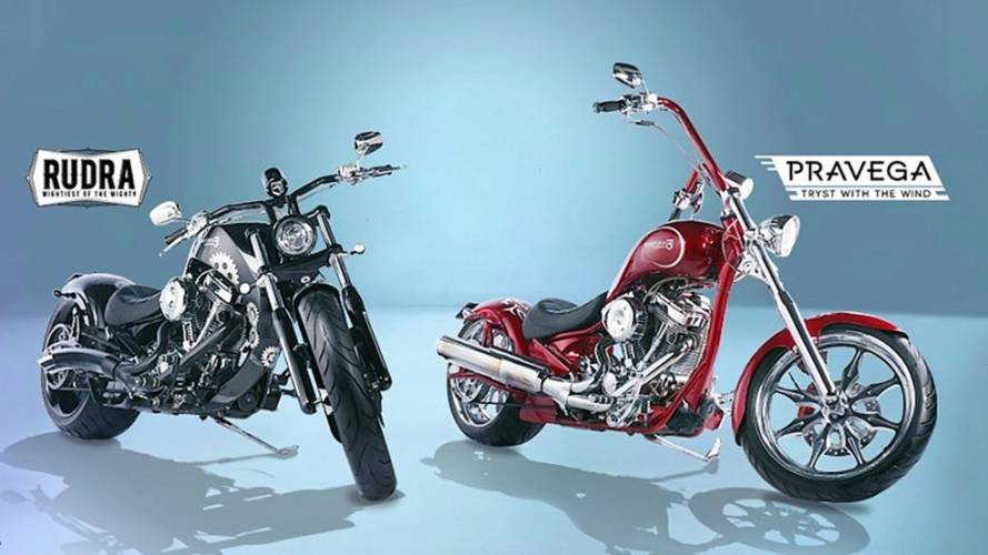 First Street-Legal Indian Choppers Available