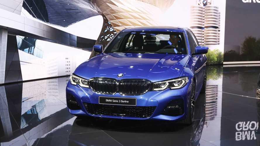 2019 BMW 3 Serisi farklı tasarımıyla geldi