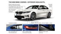 BMW 3er 2019 Highlights