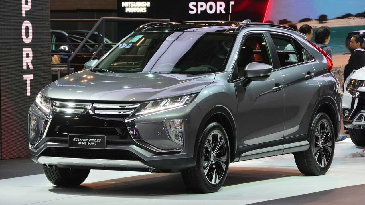 Mitsubishi - Salão de SP 2018