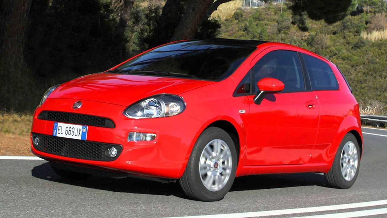 TÜV-Report 2019: Fiat Punto