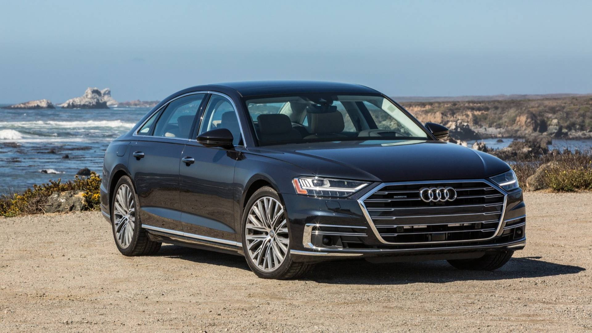Ultra Luxurious Audi A8 Officially Confirmed