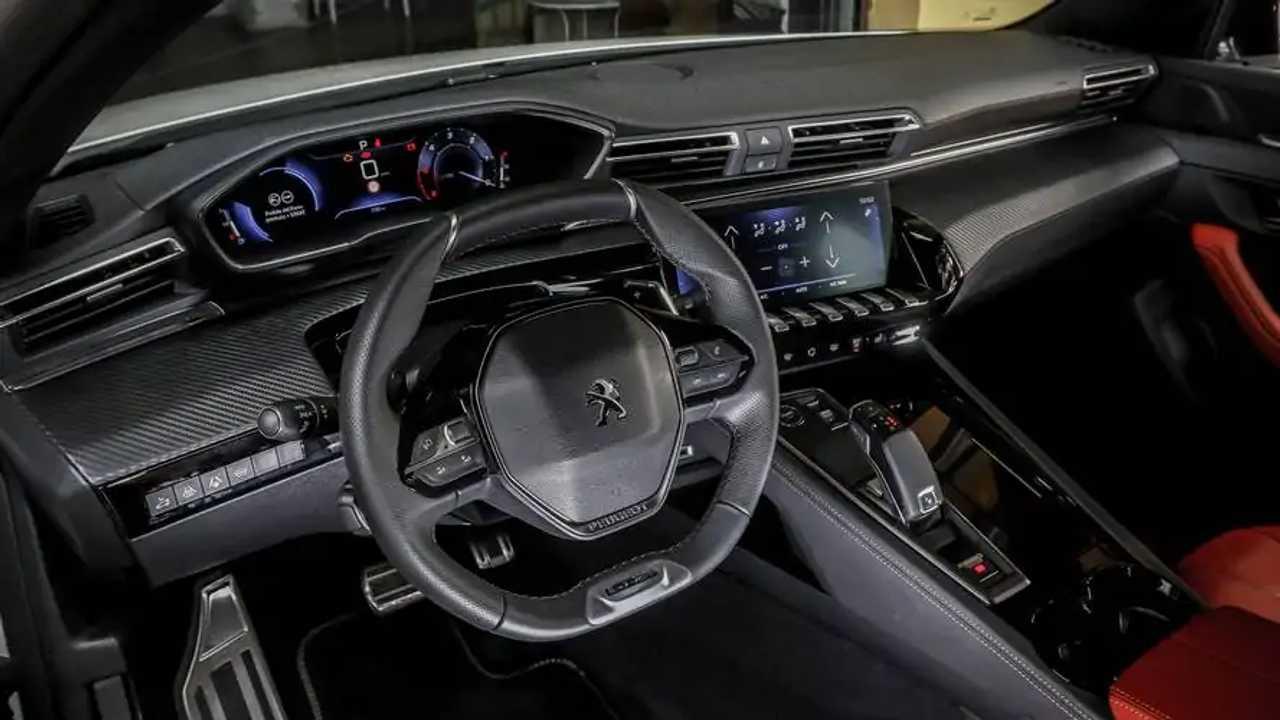Peugeot 508 | Garage Full test
