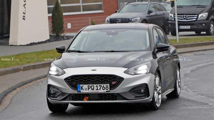Fotos espía Ford Focus ST 2019