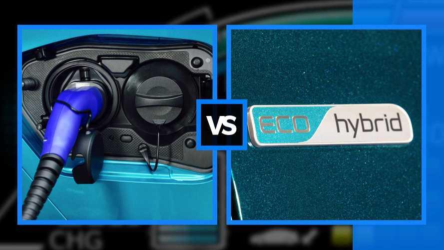 Auto ibride vs Plug-In, pregi e difetti