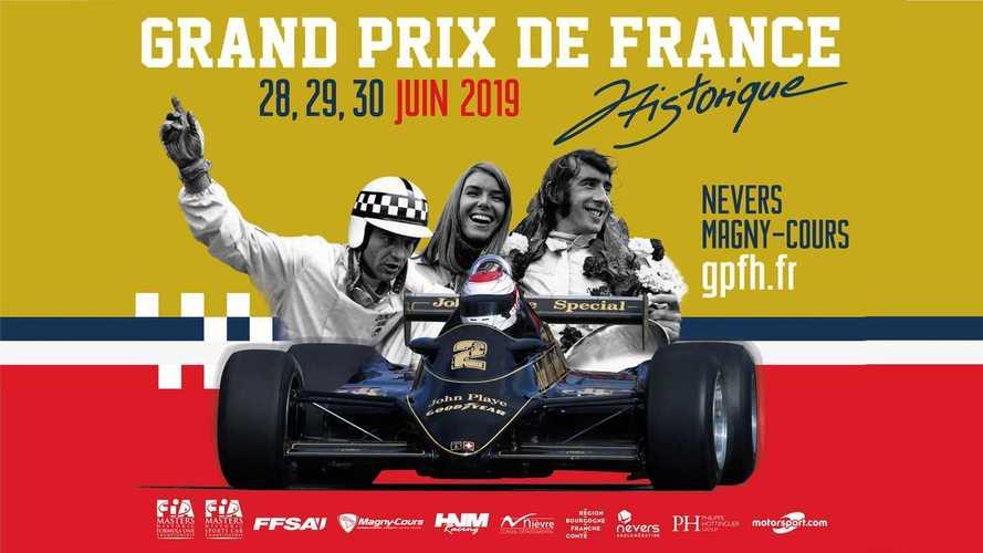 Le Grand Prix de France Historique au meilleur prix