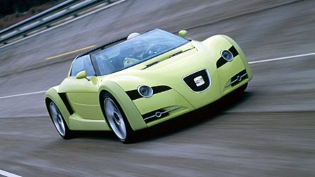 SEAT Fórmula Concept, el 'roadster' soñado