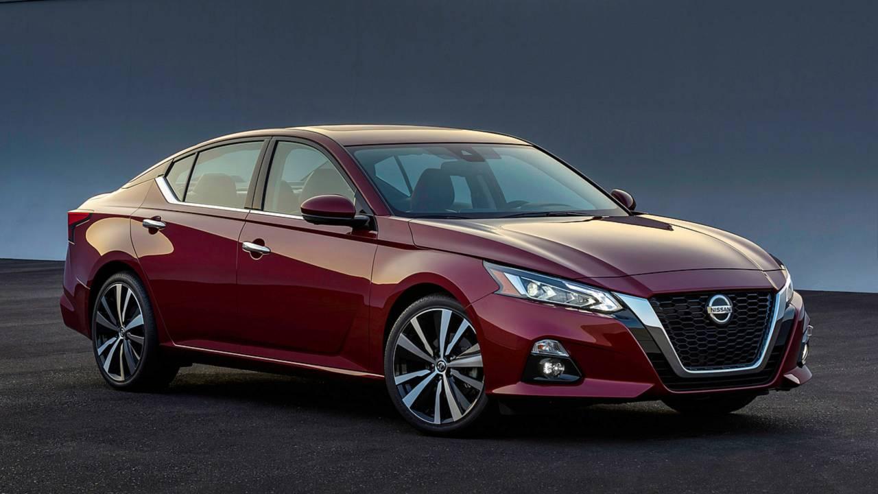 15. Nissan Altima –$2,716-$$3,883