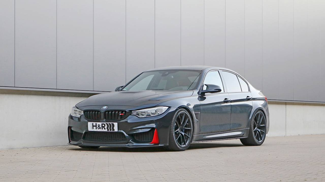 BMW M3 F80 Limo. - HVF_front