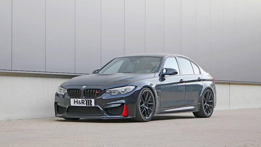 H&R Gewindefedern für BMW M3 Limousine