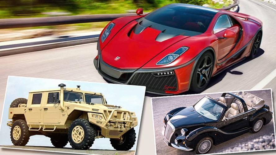 Ja, diese 8 spanischen Autos existieren wirklich