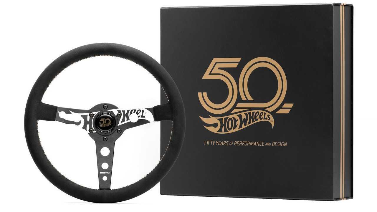 Volante Momo edición especial Hot Wheels