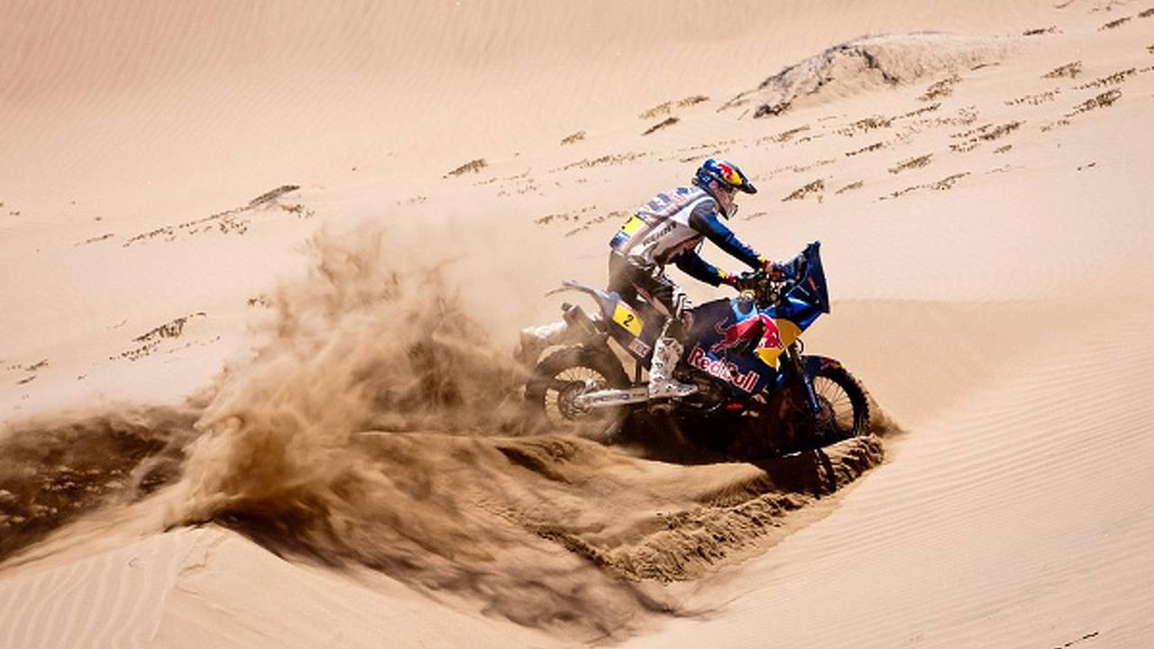 The 10 best 2011 Dakar photos