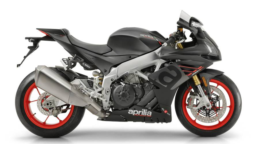 Aprilia Completes Hat-Trick with Updated RSV4 RR