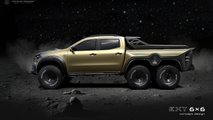 Mercedes-Benz Clase X 6x6 by Carlex Design