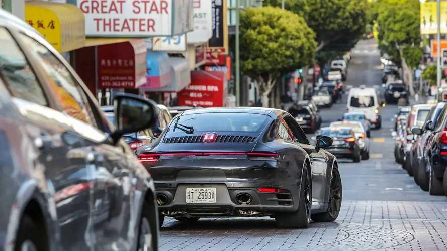 Flagra: Porsche 911 Carrera S 2020