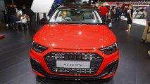 Audi A1 Sportback 2019 desde el salón de París 2018