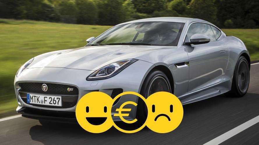 Promozione Jaguar F-Type Coupé, perché conviene e perché no