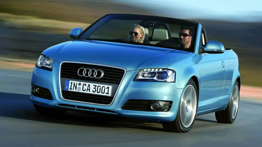 Audi A3 Cabriolet Unveiled